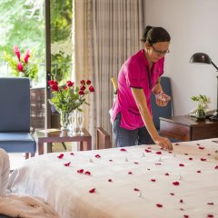 Pumilio Mountain & Ocean Hotel 4* Люкс с различными типами кроватей фото 7