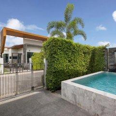 Отель The 8 Pool Villa 3* Вилла с различными типами кроватей фото 20