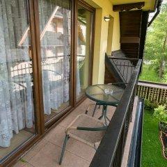 Отель Willa Elanga - Zakopanepoleca Закопане балкон