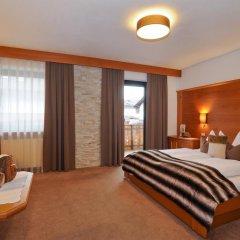 Отель Garni Platzer Горнолыжный курорт Ортлер комната для гостей фото 3