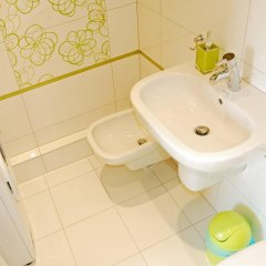 Отель Apartament Yasminum Вроцлав ванная