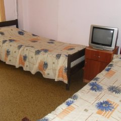 Мини-отель Лира Номер с общей ванной комнатой с различными типами кроватей (общая ванная комната) фото 30