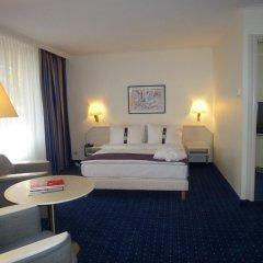 Отель Holiday Inn Munich - South комната для гостей фото 5