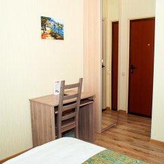 Гостиница Суворов Номер Комфорт разные типы кроватей фото 2