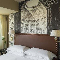 Отель Starhotels Michelangelo 4* Стандартный номер с различными типами кроватей фото 7