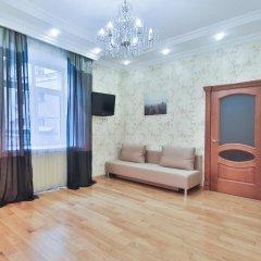 Апартаменты One Bedroom Premium Apartments Москва комната для гостей фото 2