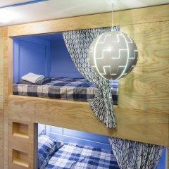 Хостел InDaHouse Кровать в мужском общем номере фото 17