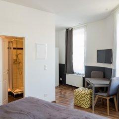 Апартаменты Hentschels Apartments Апартаменты с различными типами кроватей фото 11