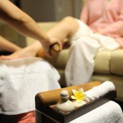 Отель Almanity Hoi An Wellness Resort 4* Улучшенный номер с различными типами кроватей фото 5