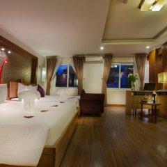 Hanoi Elegance Ruby Hotel 3* Люкс с различными типами кроватей фото 6