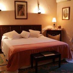 Отель Hacienda El Santiscal - Adults Only сейф в номере