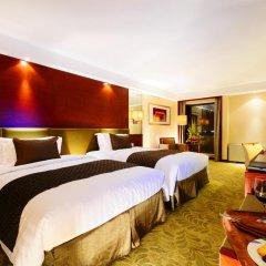 Jianguo Hotel Xi An 5* Улучшенный номер с различными типами кроватей фото 5
