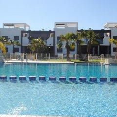 Отель La Zenia Испания, Ориуэла - отзывы, цены и фото номеров - забронировать отель La Zenia онлайн бассейн фото 3