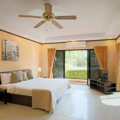 Отель Magic Villa Pattaya 4* Вилла Делюкс с различными типами кроватей фото 45
