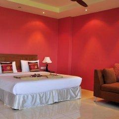 Отель Baan Chayna Resort Улучшенный номер фото 6