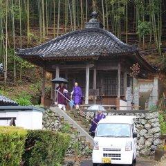 Отель Tatsueji Shukubo Наруто с домашними животными