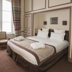 Saint James Albany Paris Hotel-Spa 4* Стандартный номер с различными типами кроватей