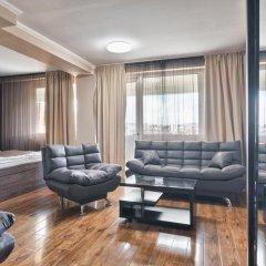 Отель Tbilisi Central by Mgzavrebi 3* Номер Делюкс с различными типами кроватей