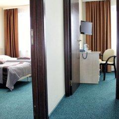IT Time Hotel 2* Номер с различными типами кроватей (общая ванная комната) фото 3