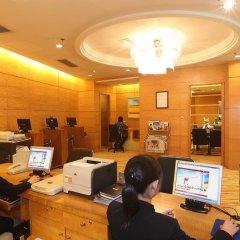 Отель Ramada Plaza Guangzhou интерьер отеля