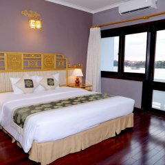 Huong Giang Hotel Resort and Spa 4* Номер Делюкс с различными типами кроватей фото 2