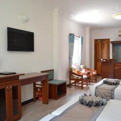 Отель COMMON INN Ben Thanh 2* Люкс с различными типами кроватей фото 2