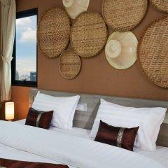 Отель Wattana Place 3* Номер Делюкс с различными типами кроватей фото 12