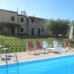 Отель Agriturismo la Quiete Италия, Монтекассино - отзывы, цены и фото номеров - забронировать отель Agriturismo la Quiete онлайн бассейн фото 3