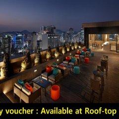 Отель L7 Myeongdong by LOTTE Южная Корея, Сеул - отзывы, цены и фото номеров - забронировать отель L7 Myeongdong by LOTTE онлайн приотельная территория