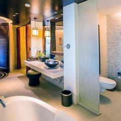 Отель Centara Grand Mirage Beach Resort Pattaya 5* Семейный номер Делюкс с двуспальной кроватью