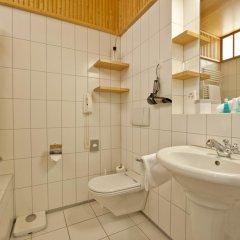Schweizerhof Swiss Quality Hotel 4* Стандартный номер с различными типами кроватей фото 3