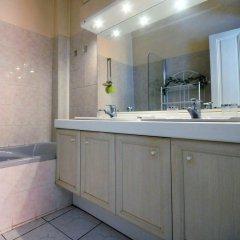 Отель Les Pervenches ванная