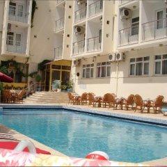 Saadet Турция, Алтинкум - 1 отзыв об отеле, цены и фото номеров - забронировать отель Saadet онлайн бассейн фото 3