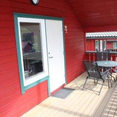 Отель Oldevatn Camping балкон