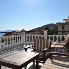 Отель Villa Diana балкон