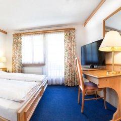 Отель Bünda Davos Швейцария, Давос - отзывы, цены и фото номеров - забронировать отель Bünda Davos онлайн удобства в номере