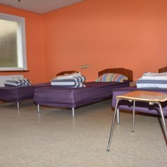 Отель Campings J?rmala Стандартный номер разные типы кроватей
