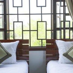 Отель Tra Que Flower Homestay Стандартный номер с двуспальной кроватью фото 3