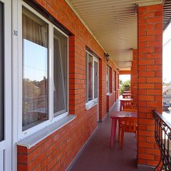 Гостиница Guest House Vertical балкон