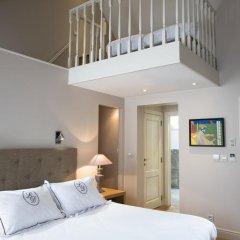 Hotel le Dixseptieme 4* Стандартный номер с различными типами кроватей фото 24