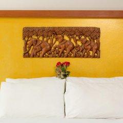 Отель The Garden Place Pattaya 2* Студия с различными типами кроватей фото 13