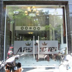 A25 Hotel - Le Lai 2* Улучшенный номер с различными типами кроватей фото 6