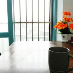 Отель Cozy Place in Itaewon Стандартный номер с различными типами кроватей фото 33
