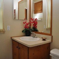 Отель Las Vegas Camping Resort Cabin 3 США, Лас-Вегас - отзывы, цены и фото номеров - забронировать отель Las Vegas Camping Resort Cabin 3 онлайн ванная