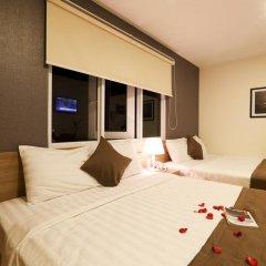 Thu Hien Hotel 2* Номер Делюкс фото 6