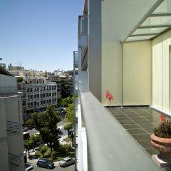 Отель Ilisia Афины балкон