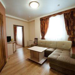 Гостиница Via Sacra 3* Люкс с разными типами кроватей фото 26