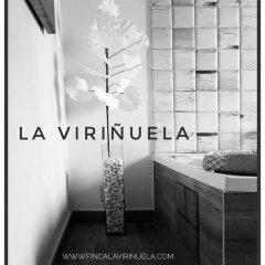 Отель Finca La Viriñuela Фуэнтес-де-Леон фитнесс-зал