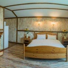 Гостиница Теремок Заволжский Апартаменты разные типы кроватей фото 44
