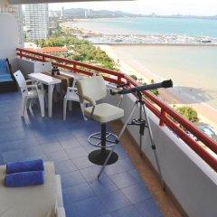 Отель Sunshine Beach Condotel балкон